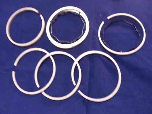 Piston Rings Mercedes-Benz OM352A Turbo Diesel 64-84 alt with 3 rings